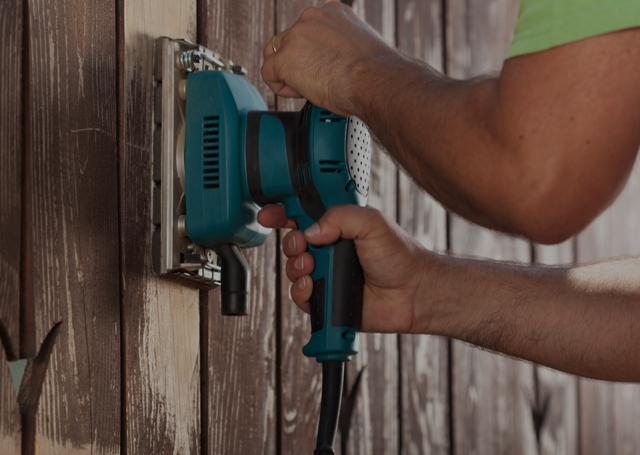 Repair Old Residential Fence